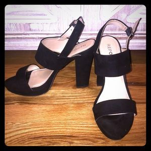 Block Heels like NEW!!!